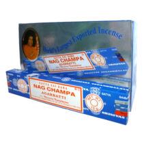 Füstölő, Satya Nag Champa, 15gr