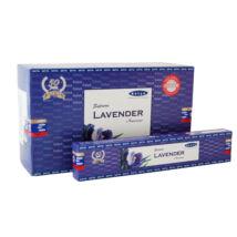 Füstölő, Satya Supreme Lavender, 15gr