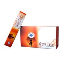 Füstölő, Green Tree Yoga Tree, 15gr