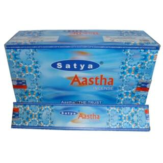 Füstölő, Satya Aastha, 15 gr