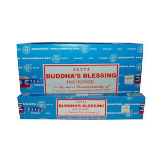 Prémium Füstölő, Satya Buddha's Blessing, 15 gr