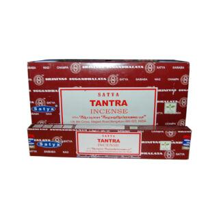 Prémium Füstölő, Satya Tantra, 15 gr