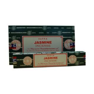 Prémium Füstölő, Satya Jasmine, 15 gr