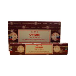 Prémium Füstölő, Satya Opium, 15 gr