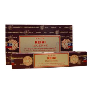 Prémium Füstölő, Satya Reiki, 15 gr