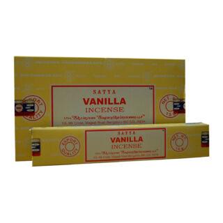 Prémium Füstölő, Satya Vanilla, 15 gr