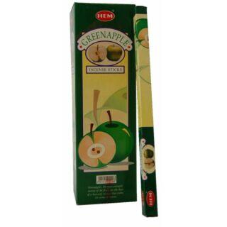 Füstölő, HEM Green Apple, 8 szál