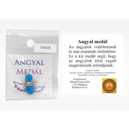 Angyal Medál, Türkid