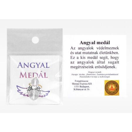 Angyal Medál, Hegyikristály