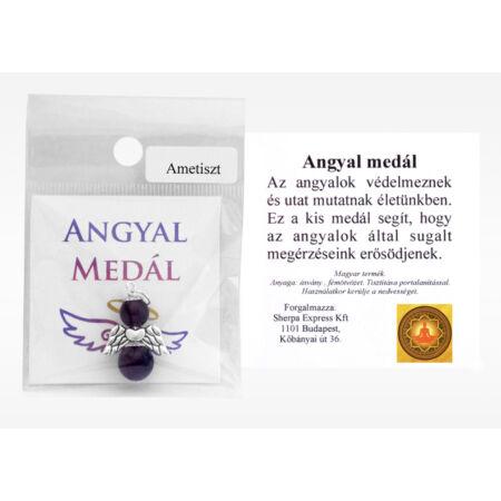 Angyal Medál, Ametiszt