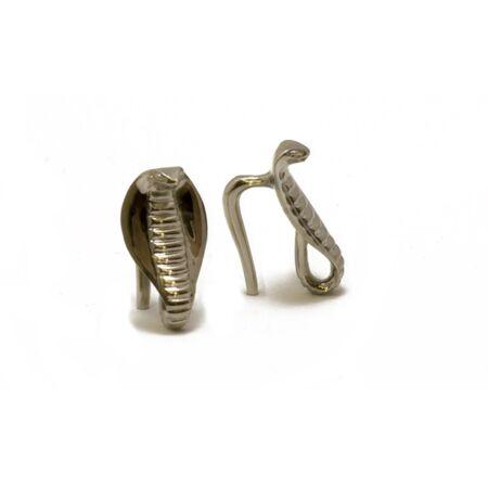 Piercing, Fülékszer, 316L orvosi acél