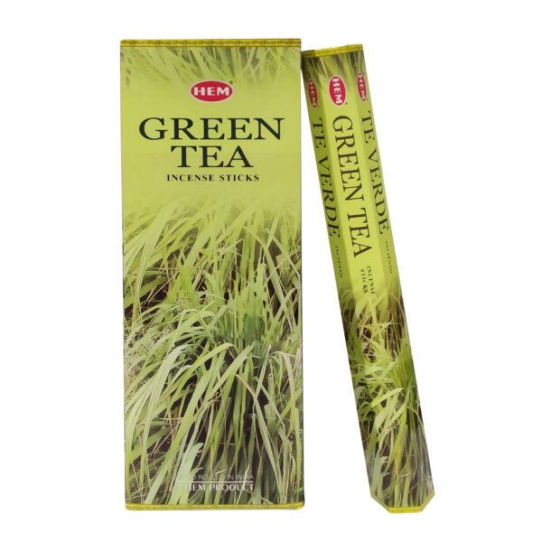 Füstölő, HEM Green Tea, 20 szál