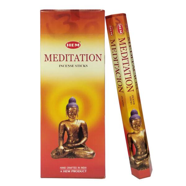 Füstölő, HEM Meditation, 20 szál