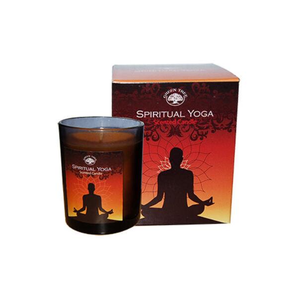 Gyertya, Green Tree Sorozat, Spiritual Yoga